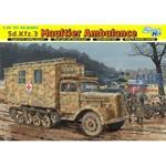 Sd.Kfz.3 Maultier Ambulance ~ Smart Kit