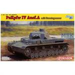 Pz.Kpfw.IV Ausf.A mit Zusatzpanzer
