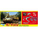 US M7 Priest early Production