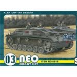 StuG III Ausf. E Neo Tracks + Interior LIMITIERT