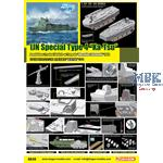 "IJN Special Type 4 ""Ka-Tsu"" w/ Torpedo"