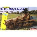 Sd Kfz 250/9 Ausf. A le. S.P.W. 2cm