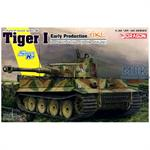"Tiger I early Production ""TIKI"" Das Reich Kursk 43"