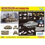 Kingtiger late Prod. schw. Pz. Abt. 506 Ardennen