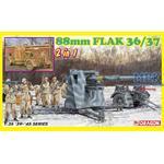 88mm FlaK 36/37 2in1
