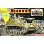 Sd Kfz 165 Hummel early/late Production 2in1