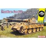 Panther Ausf. D inkl. zusätzlichen Pantherturm