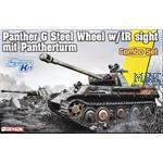 Panther Ausf. G late w/ IR + Pantherturm Combo