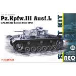 Panzer III Ausf. L s.Pz. Abt. 502 Leningrad