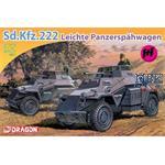 Sd.Kfz.222 Leichte Panzerspähwagen