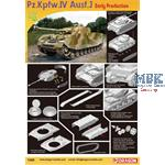 Panzer IV Ausf. J early Production    1/72