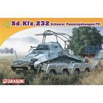Sd.Kfz.232 Schwerer Panzerspähwagen (Fu)