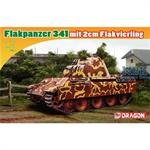 Flakpanzer 341 mit 2cm Flakvierling - Armor Pro