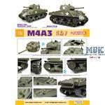 M4A3 Sherman 2in1  1:6