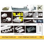 LCM + M4A1 Sherman w/deep wading kit
