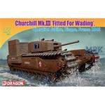 Churchill Mk.III w/Deep Wading Kit