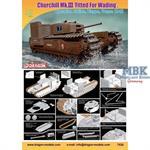 Churchill Mk.III w/Deep Wading Kit
