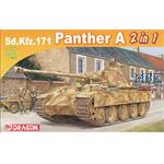 Sd Kfz 171 Panther Ausf. A 2in1   1/72