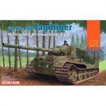Jagdtiger Henschel Type  1/72
