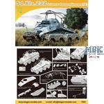 Sd Kfz 232 schwerer Panzerspähwagen Funk   1/72