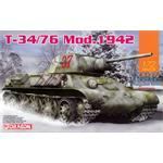 T-34/76 Mod. 1942    1/72