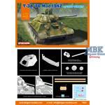 T-34/76 Mod. 1942 Cast Turret   1/72