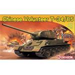 Chinese Volunteer T34/85