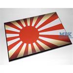 Flaggensockel, Japan, 28x19cm