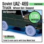 Soviet UAZ-69