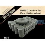 Load set for Faun L900 (medium)
