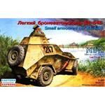 russ. light armoured car BA-64B
