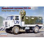 GAZ-66 russ. military truck