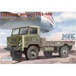 GAZ-66V russ. airborne mili. truck