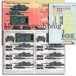 "Spanish Mech. Div. ""Brunete"" Leopard 2A4s"