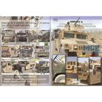 Humvees in OIF & OEF