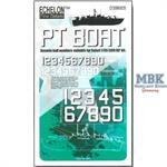 PT Boat Generic Hull Numbers (Elco 80)