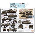 Syrien AFVs Pt 3  BM-21 Ural 4320 BMP-1 T55AMV ZSU
