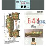 Flammpanzerwagen Sd.Kfz. 251/16 Ausf. D