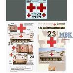 1-12 Cav M113A3 MEDEVAC (OIF)