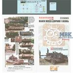 Danish Black Recce Leopard 1 A5DKs