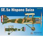 SE.5a Hispano Suiza 1/48 Weekend Edition