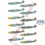 ADLERANGRIFF Bf 109E-1/3/4  1/32 Limited