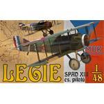 Legie - SPAD XIIIs  CZ Pilots  - Limited Edition -