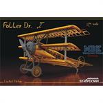 Fokker Dr. I STRIPDOWN