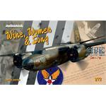 Wine, Women & Song - B26B/C  Marauder 1/72