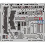 Typhoon Mk. Ib Car Door Interior