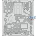 F-100C Interior 1/32