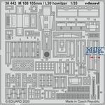 M108 105mm /L30 Howitzer   AFV Club  1/35