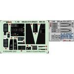 Boeing MV-22 Osprey SPACE-3D Deca + PE 1/48