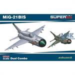 Mig-21BIS Dual combo 1:144